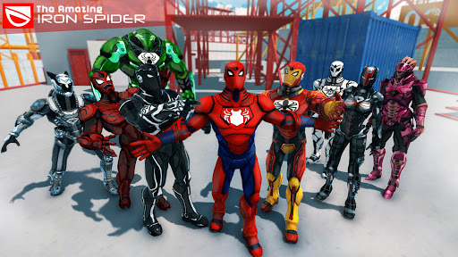 The Amazing Iron Spider  screenshots EasyGameCheats.pro 1