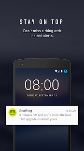 Seatfrog - Upgrade your next trip- screenshot thumbnail