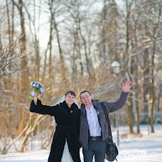 Wedding photographer Evgeniy Somov (Somoff). Photo of 17.02.2014
