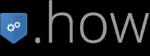 .how logo