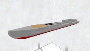 騰蛇型特型Ⅱ駆逐艦の船体