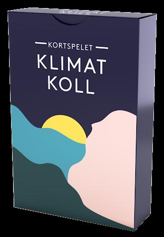Kortspelet Klimatkoll