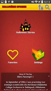 Scary Halloween Stories - Android Apps on Google Play