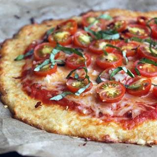 Cauliflower Crust Pizza.