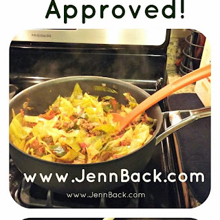 21 Day Fix Approved Unstuffed Cabbage Recipe!