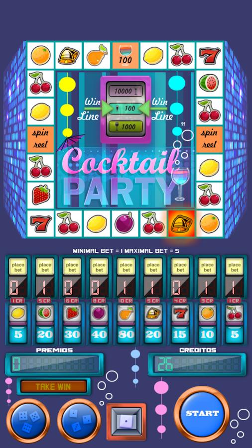 fruit roulette slots