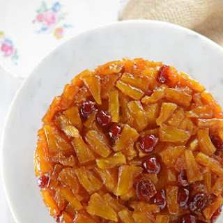Pineapple Cake Fresh Pineapple Recipes