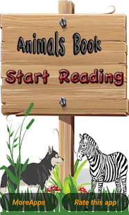 A-Z Animals Book- screenshot thumbnail