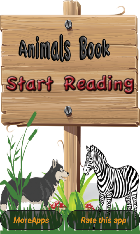 A-Z Animals Book- screenshot