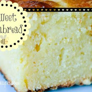 Moist Sweet Cornbread.