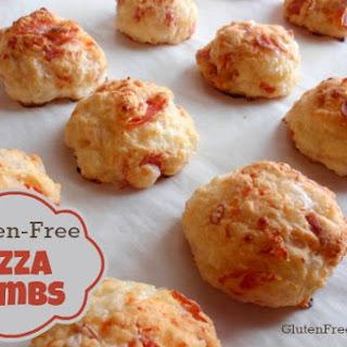 "Pizza Bombs!!! … Gluten-Free Pao de Queijo ""Chebe-Style"" Pizza Rolls"