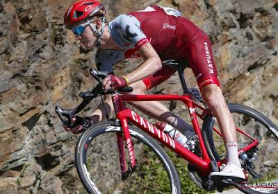 Amerikaanse klimmer van Katusha-Alpecin houdt zware hersenschudding over aan vierde rit Tirreno-Adriatico