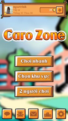 Caro Online: Caro Zone - screenshot