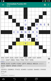 Fill-In Crosswords (Word Fit Puzzles)- screenshot thumbnail