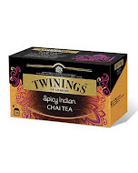 Twinings Spicy Indian Chai Te 20 stk