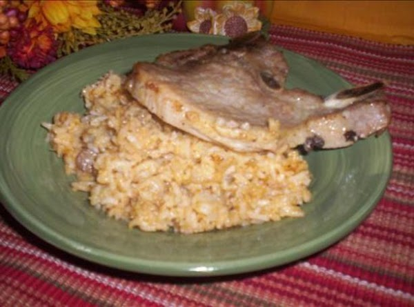 Oven Baked Pork Chops And Rice Recipe