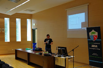 Photo: What's cooking in GNOME, Tobias Mueller