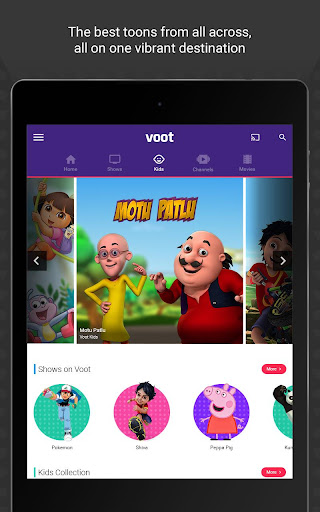 Voot TV Shows Movies Cartoons  screenshots 11