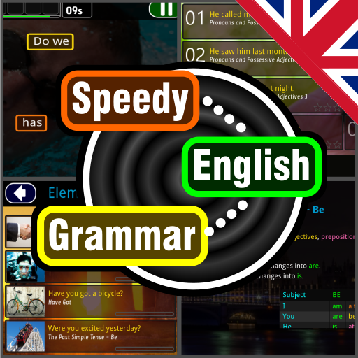 Speedy English Grammar -Basic ESL Course & Lessons file APK for Gaming PC/PS3/PS4 Smart TV