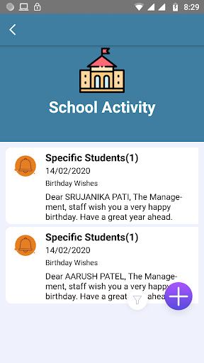studease management app screenshot 3