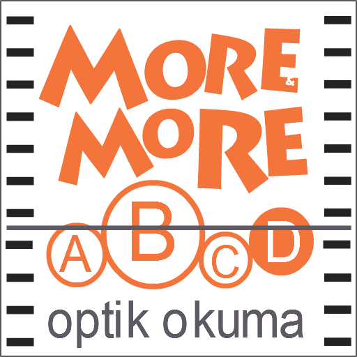 MORE&MORE Optik Okuma