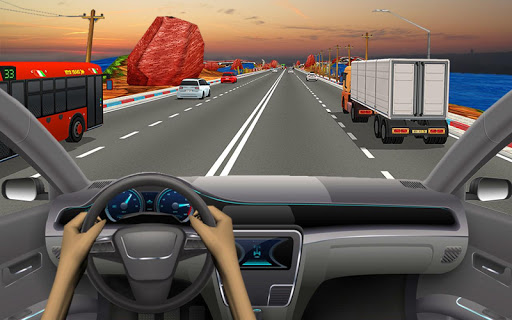Highway Car Racing 2020: Traffic Fast Racer 3d apktram screenshots 12