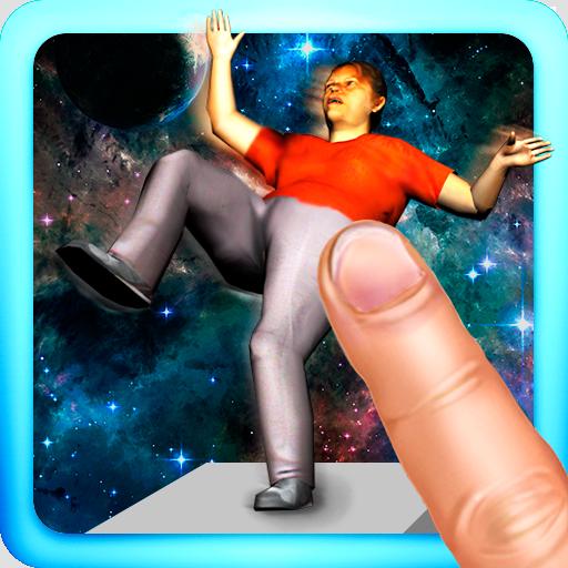 Stair Fall 3D LOGO-APP點子