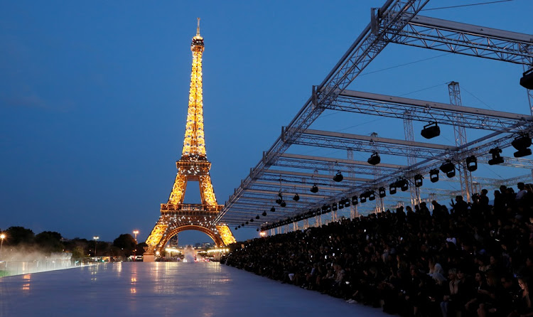 The Eiffel Tower in Paris, France. Picture: REUTERS