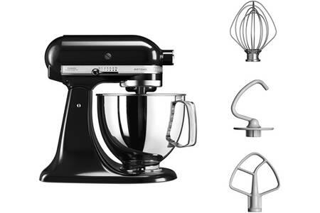 accessoires du robot pâtissier KtichenAid