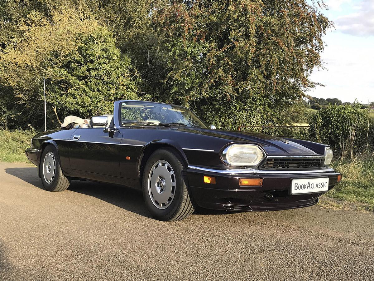 Jaguar XJS Celebration Hire Banbury