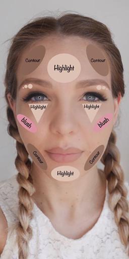 Makeup Training (New) ud83dudc8eu269cufe0fu269cufe0f 7.5.12 screenshots 1