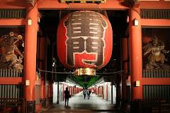 Visiter Porte de Kaminarimon