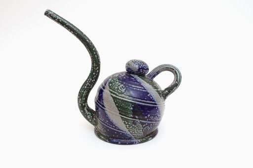 Peter Meanley Ceramic Teapot 16