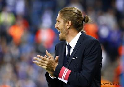 Officiel : Nicolas Frutos est de retour à Anderlecht !