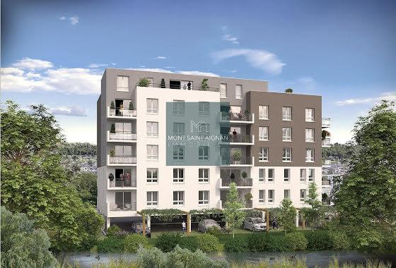 Vente appartement 41,62 m2