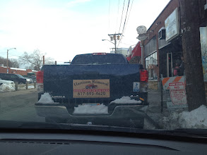 Photo: Harrison Removal in Winthrop, MA proudly displaying their BBB Accreditation