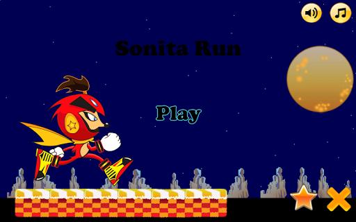 Sonita Run Game Free