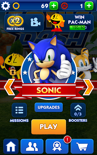 Sonic Dash 3.8.2.Go screenshots 12