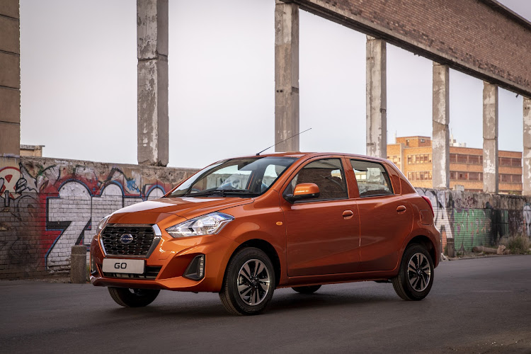 A redesigned front grille and front and rear bumpers give the updated Go a fresher look. Picture: SUPPLIED