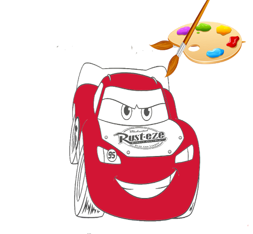 Mcqueen Cars 3 Coloring Pages 1 0 Apk Download Com Draw Coloring Mcqueen Apk Free