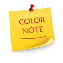 ColorNotes - Sticky Note Pad Reminder for Everyone icon