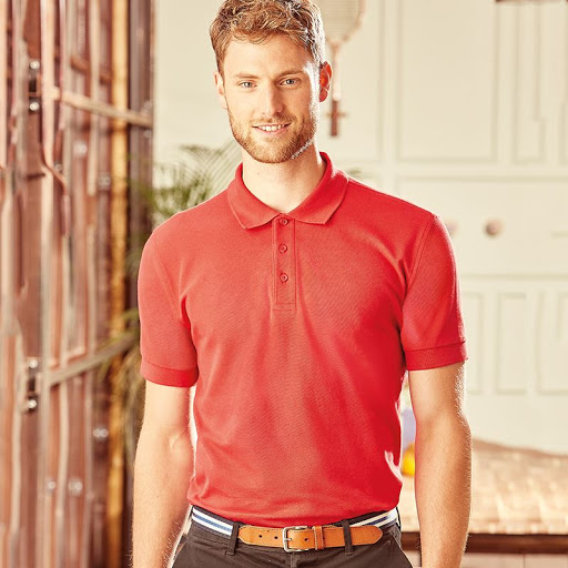 Russell Ultimate classic cotton polo