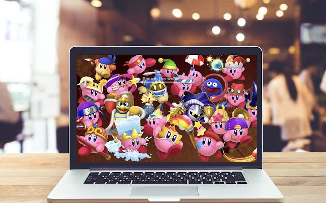 Kirby Fighters HD Wallpapers Game Theme