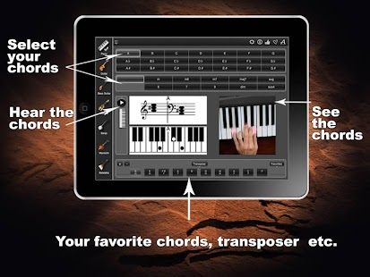 Chords Maestro- screenshot thumbnail