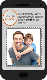 Father's Day Photo Frames- screenshot thumbnail