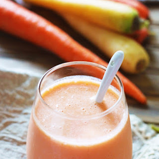 Carrot Orange Sunshine Smoothie