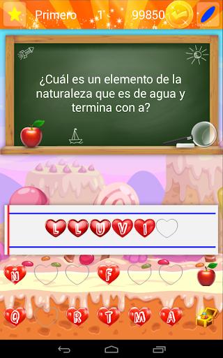 免費下載教育APP|Preguntas y Palabras Primaria app開箱文|APP開箱王
