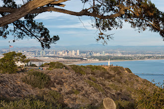 Photo: San Diego from Cabrillo National Monument