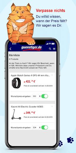 Den günstigen Preisen auf der Spur! 3.6.6 screenshots 6