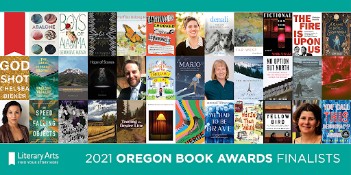 LitWatch May: Oregon Book Awards